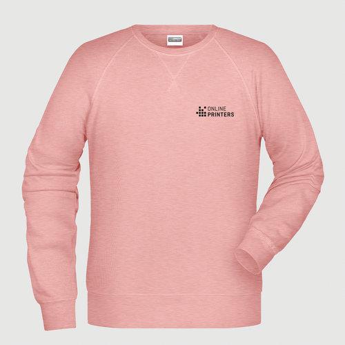 różowy-melanżowy