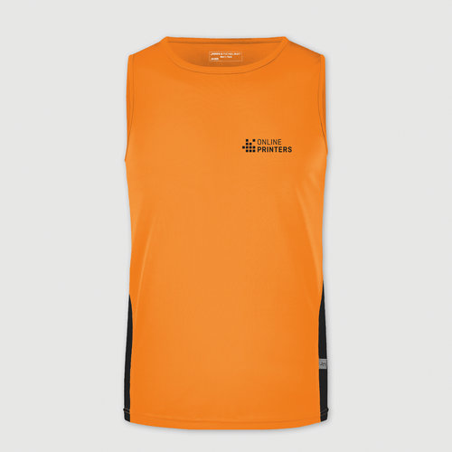 pomarańczowy / czarny