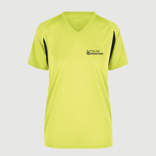 neonowo-żółty / czarny