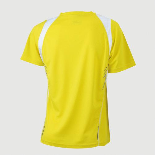 żółty / biały
