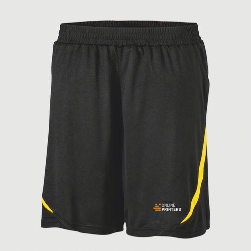 czarny / żółty