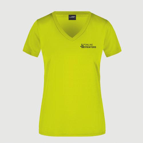 neonowo-żółty