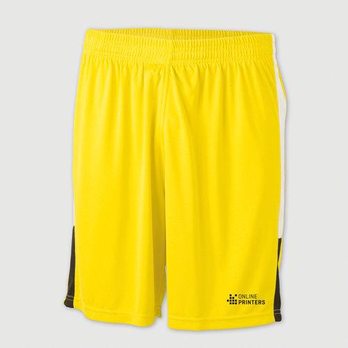 żółty / biały / czarny