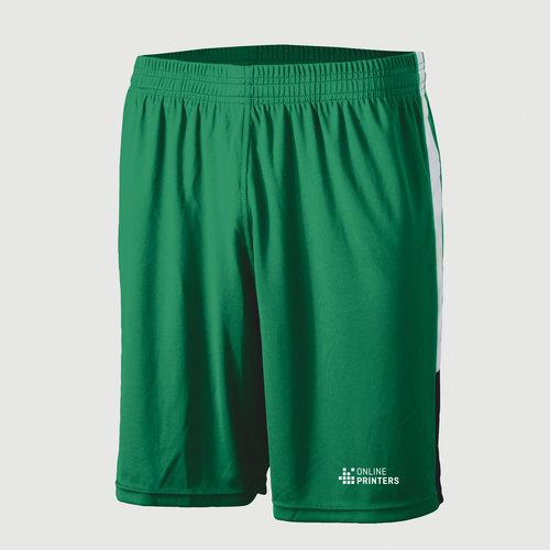 zielony / biały / czarny